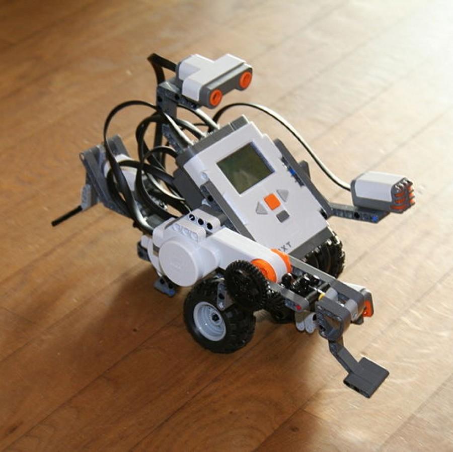 PV places importance on robotics program