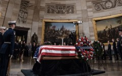 Death of George H. W. Bush unites Americans