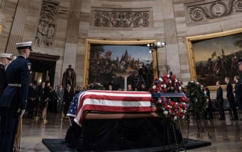 Death of George H. W. Bush unites Americans