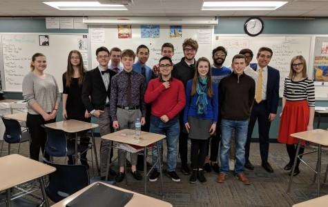 """Putting the class in """"classroom"""": Gentlemen's club"""