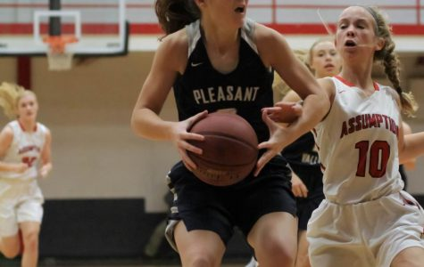 Slideshow: PV girls basketball crush the Knights