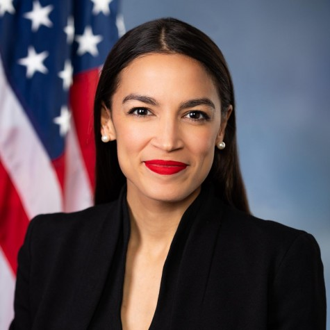 Rep. Alexandria Ocasio-Cortez introduced the Green New Deal to the House floor on February 7, 2019.