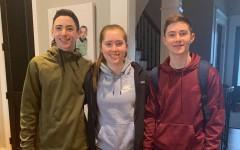 Freshmen triplets are turning heads in varsity sports