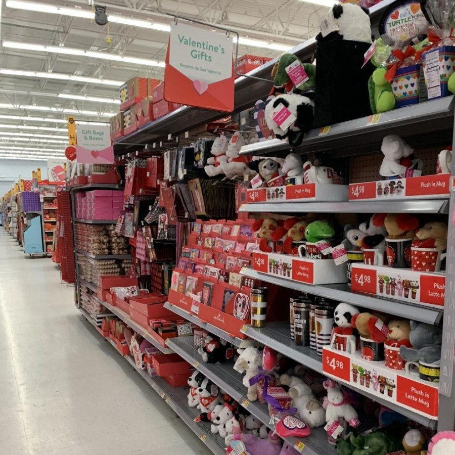 From candy to cards: PV's Valentine's Day