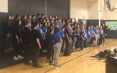 Fostering a sense of community in and outside the choral department
