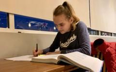 Snowed in schools experience scheduling struggle