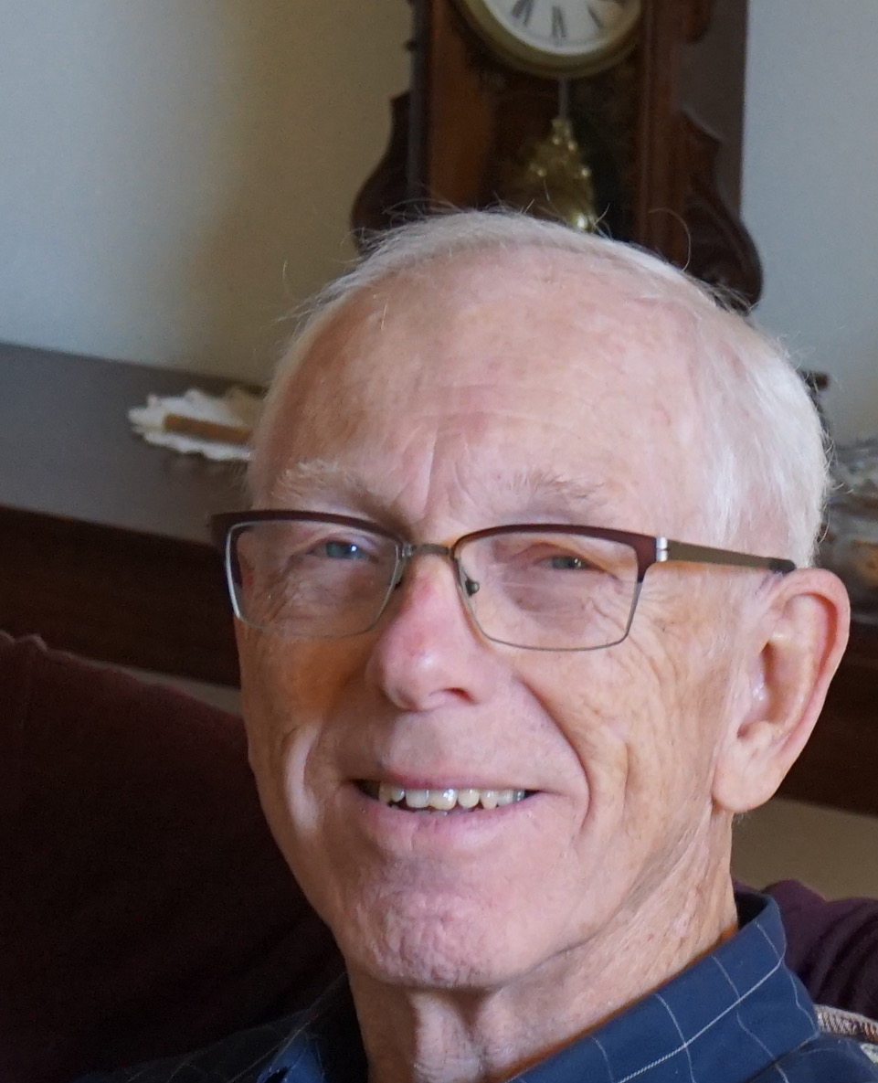 After creating the Spartan Shield and graduating Pleasant Valley High School, Larry Schroder went on the work at the University of Iowa for forty years and is enjoying retirement in Iowa City.