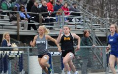Girls' track runs to victory at Lady Spartan Invitational
