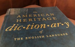 A dictionary sits ready for use, full of words to use in place of potentially harmful ones