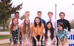 Meet the 2019 Prom Court