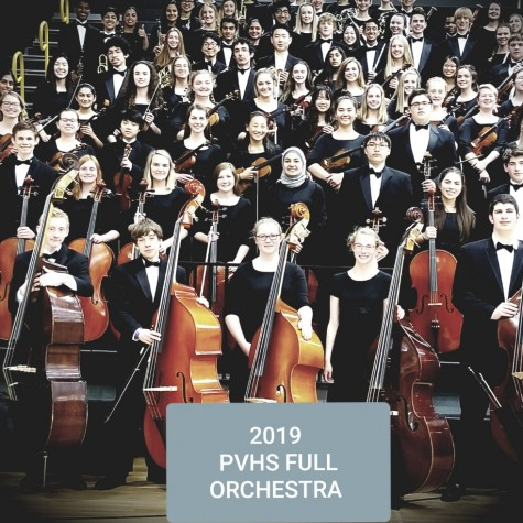 Orchestra students luck out in second semester final