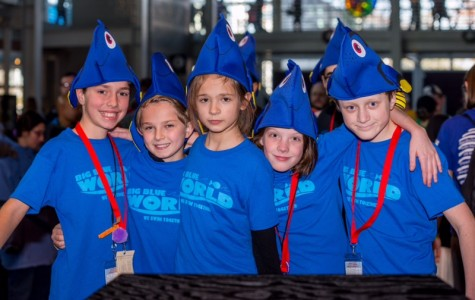 Exploring Big Blue World: A robotics team provides opportunities for all students
