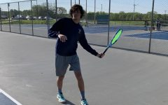 PV JV tennis players participate in annual JV Invitational meet