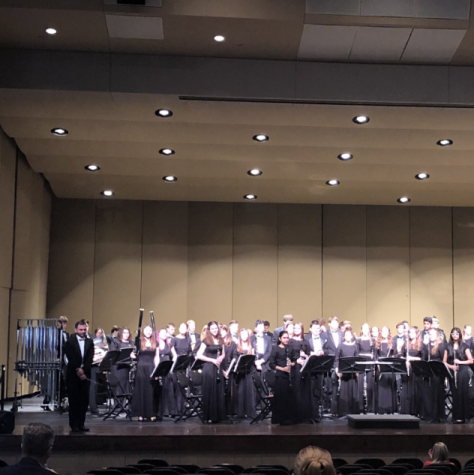 PV choir hosts its annual awards night