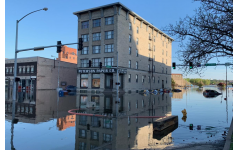 Davenport flooding continues to destroy local businesses and homes