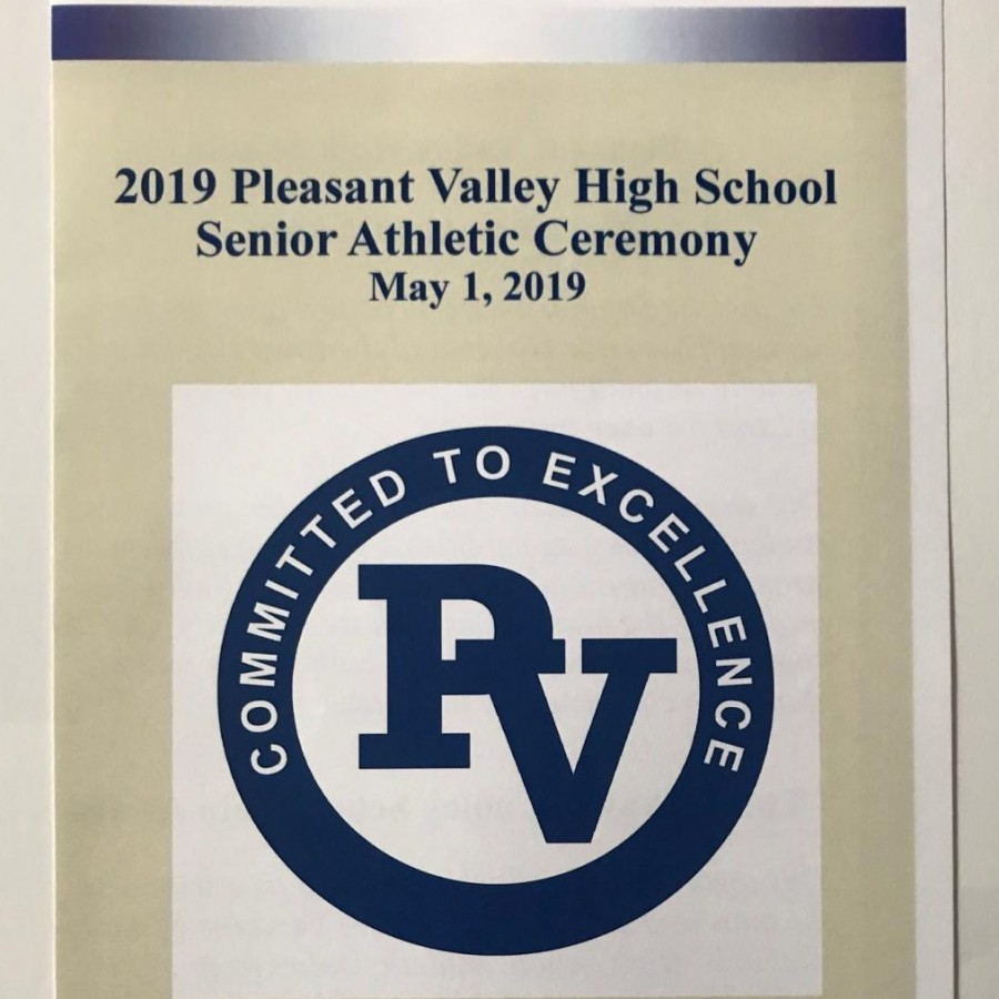 PV athletes recognized at Senior Athletic Ceremony