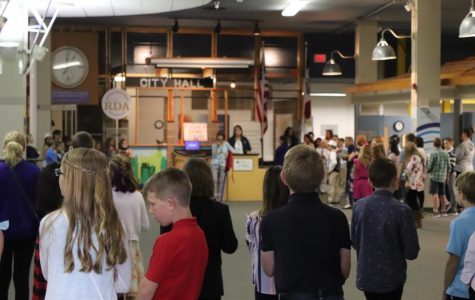 Slideshow: Fourth grade students experience JA Biztown
