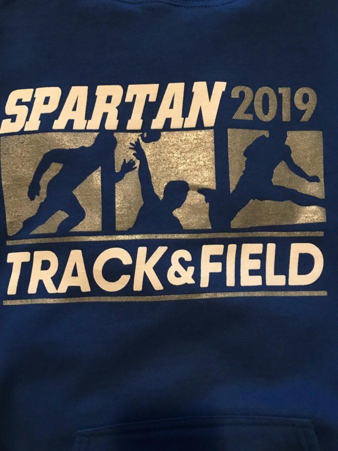 Spartans+competed+in+the+2019+MAC+Conference+Meet+and+the+varsity+team+placed+second.+