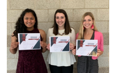 PV seniors recognized at Salute to Academics and Achievements ceremony