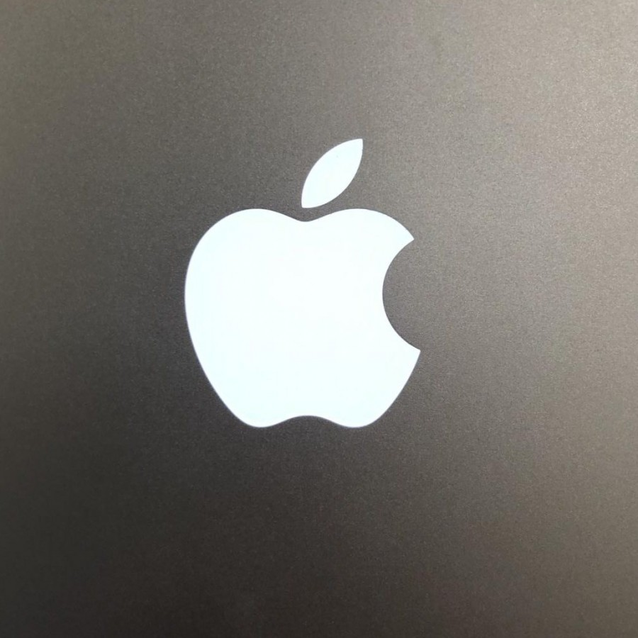 Apple's updated logo since 2013