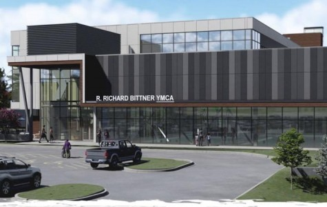 The YMCA releases a rendering of their new downtown Davenport location, scheduled to be finished December of 2020.