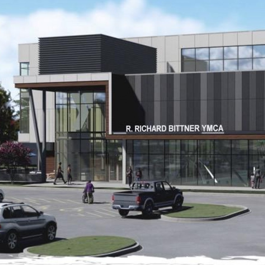 YMCA breaks ground for new location