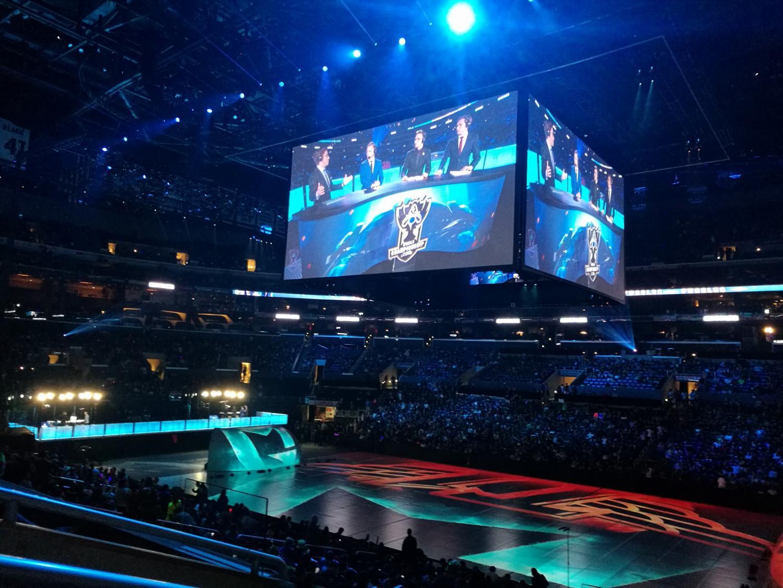 League of Legends Esports Championship 2012