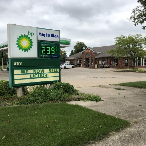 Community awaits arrest in gas station shooting
