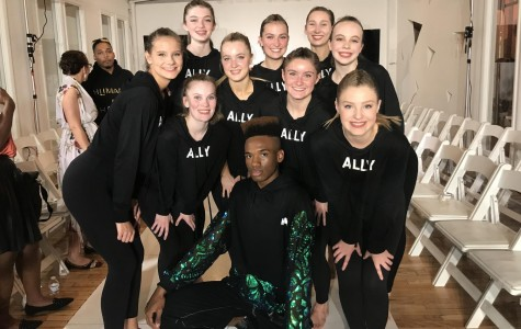 Leaps of change: Midwest dancer takes on New York fashion week for a cause