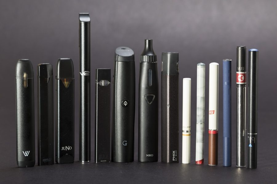 Devices that contain nicotine popular with youth today