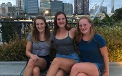 The girls explore the city after many great accomplishments.