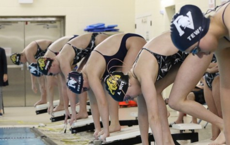 Slideshow: Girls Swim vs Bettendorf