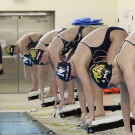 Slideshow: Girls Swim vs Bettendorf