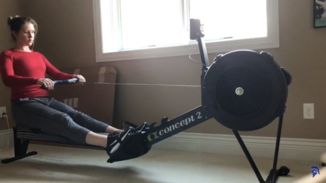 The Shield Shows You: How to use an indoor rowing machine