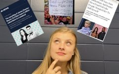 Senior Ava Sorgenfrey considers the severity of various celebrity scandals in deciding if they should be