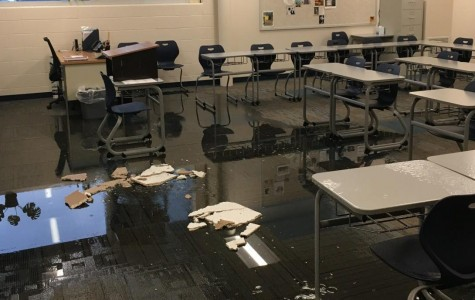 Leakage of the new tower: the effects brought to the classroom and students