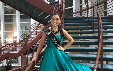 An unexpected victory: PV student named Miss Iowa's Outstanding Teen