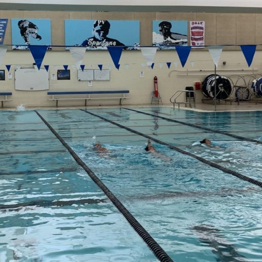 Cross-training success: Athletes dive into the world of swimming