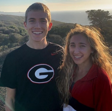 Even though Nick and McKenzie Yanek live on opposite ends of the country, they still enjoy running together whenever they can.