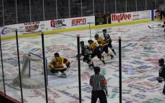 Blues hockey attracts teen players
