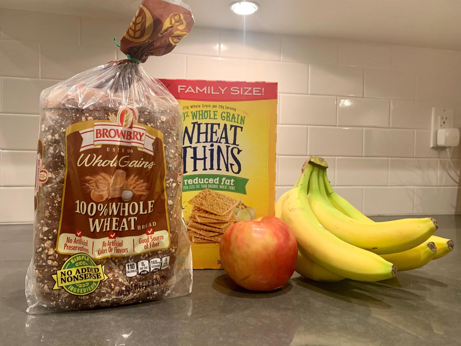 Whole grains, fruits and vegetables have been recommended as some of the best foods to eat while achieving a healthy lifestyle.