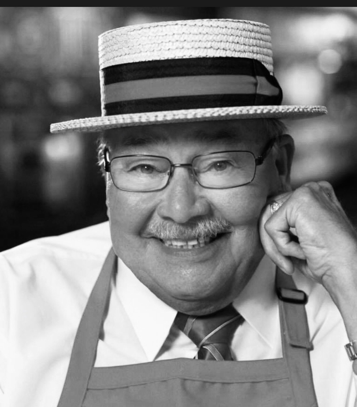 Happy Joe Whitty, founder of Happy Joe's Pizza, passed away Tuesday at the age of 82.