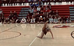 Freshman claims first ever win at state dance solos