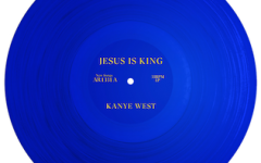 Cover art for Jesus Is King by the artist Kanye West. Photo owned by Def Jam and GOOD records.