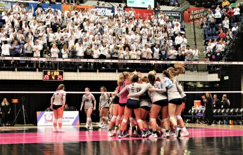 Slideshow: State Volleyball Tournament
