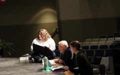 "Last year's production of ""She Kills Monsters"" featured Assistant Director Grace Almgren and Stage Manager Abby Jones, in addition to Director William Myatt. PV Drama gives many opportunities for students to learn these important leadership roles."