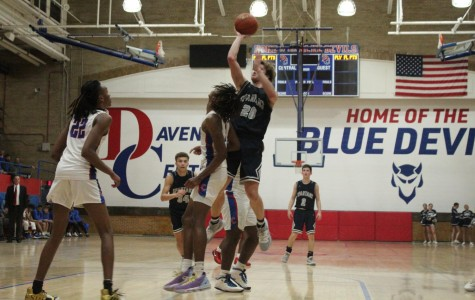 Slideshow: PV Boys Basketball vs. Davenport Central