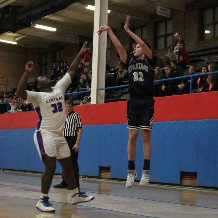 Spartans fall to Blue Devils