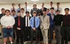 Suits Sweep the Halls