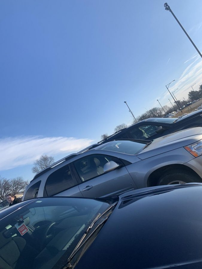 Parking Situation Challenges Seniors' Privileges